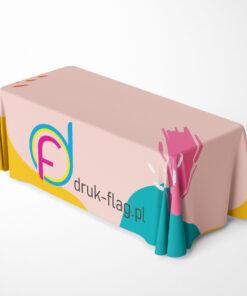 Obrus reklamowy d-f